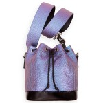 Torebka Mini Bucket Bag - magic fiolet