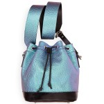 Torebka Mini Bucket Bag - magic turkus